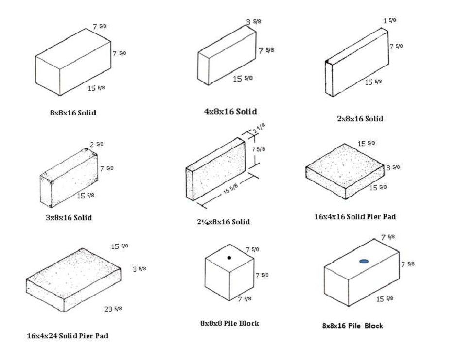 how to use foundation blocks